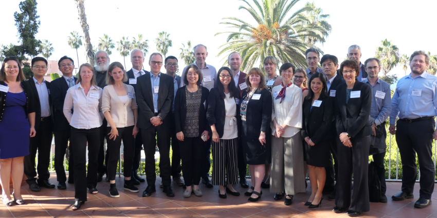 Representatives of the International Brain Initiative met in La Jolla, California on November 2 to further their vision of cooperation and collaboration to unlock understanding of the brain. Picture from IBI